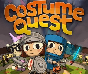 Short Wave Gamin #4: Costume Quest