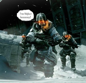 Killzone 3 multiplayer going standalone, free to play for a bit