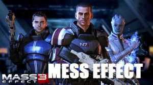 Mess Effect: Do we have the right to ask for a new Mass Effect 3 ending?