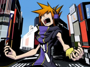 neku from the world ends with you