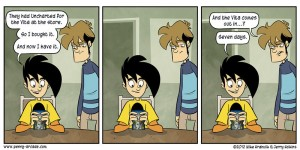 I Feel Your Pain Gabe – The Waiting for the Vita is the Hardest Part