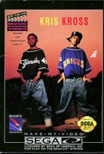 kriss kross for sega cd